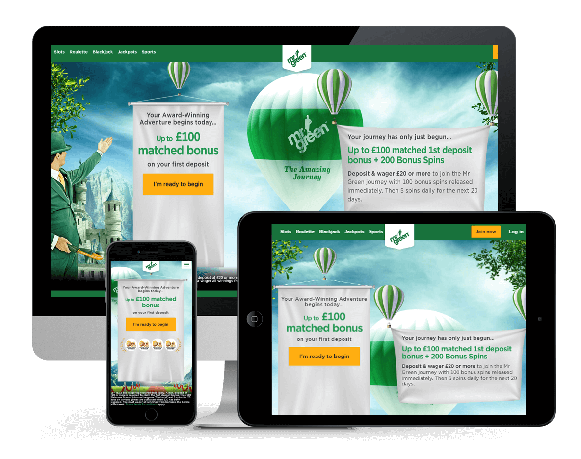 Mrgreen App