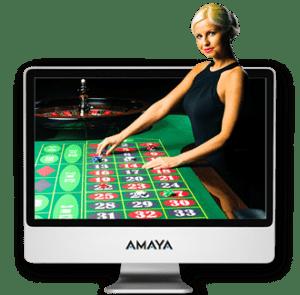 live casino delaer