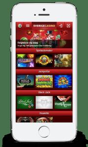 sverige casino i mobilen